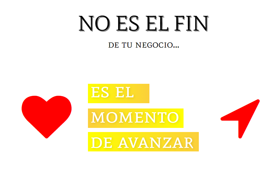 NO ES EL FIN